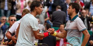 Rafa Nadal y Grigor Dimitrov vuelven a encontrarse una semana después de su último partido.
