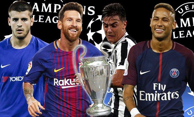 Прогнози за Шампионска лига за 18.10.2017 от Beavis