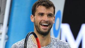 The short stick for Grigor on the Masters in Paris