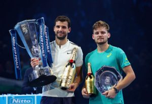 Grigor Dimitrov - the best of the best