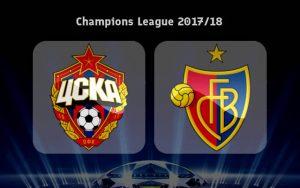 Базел или ЦСКА в група А на Шампионската лига?