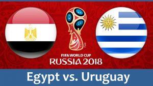 Уругвай тръгва на поход срещу Египет
