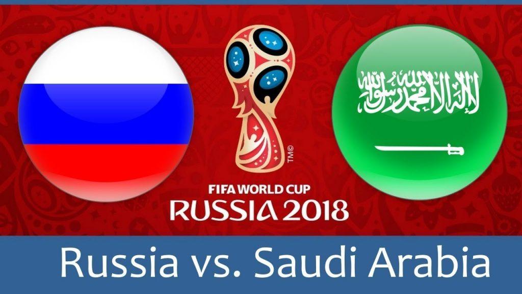 Русия - Саудитска Арабия и началото на Световното