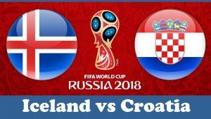 Ysland en Kroasië in die rekeninge