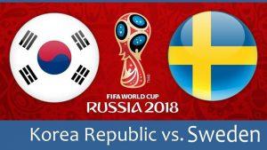 Швеция и Южна Корея в битка за подарък