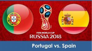 Португалия срещу Испания - класа и умора