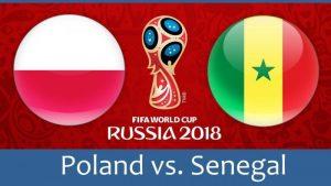 Полша срещу Сенегал в групата вечното слънце