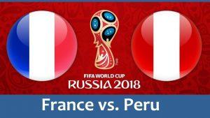 Francia vs Perù: cosa aspettarsi?