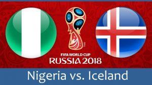 Гореща Нигерия и ледена Исландия срещу Аржентина