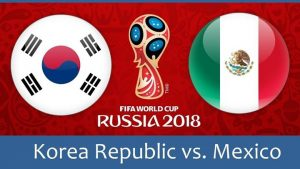 Мексико има КСНУМКС победничке КСНУМКС утакмице против Јужне Кореје