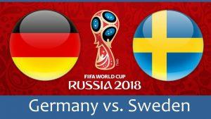 Германия - Швеция - 5:3 и 4:4