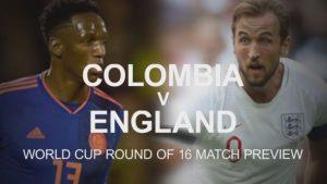 Обоснована прогноза за Колумбия - Англия
