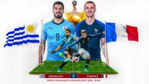 Анализ и прогноза за Уругвай - Франция
