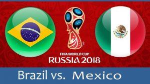 Бразилия срещу Мексико - Анализ и прогноза