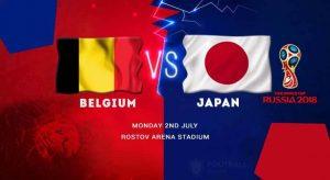 Разумный прогноз для Бельгии - Япония