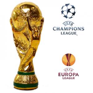 Halbfinale der Welt und ... Levski und Ludogorets