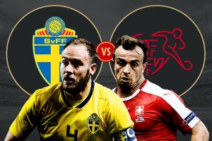 Обоснованный прогноз для Швеции - Швейцария