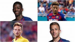Нарастващият списък от кандидатите за помощ на Барселона подпише Неймар