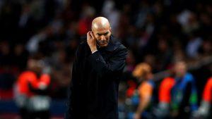 Зидан: Интензивността беше основният проблем на Реал Мадрид