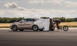Нов световен рекорд за скоростно колоездене