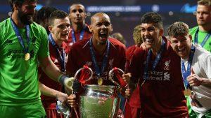 Фабиньо: Натискът в Шампионската лига не е проблем, за да защитим титлата си