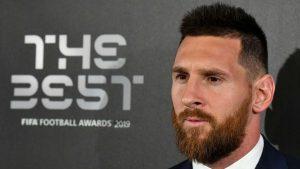 Меси бе обявен за най-добрият играч на ФИФА пред Ван Дайк и Роналдо