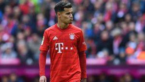 От Коутиньо се изисква повече влияние върху играта на Байерн Мюнхен