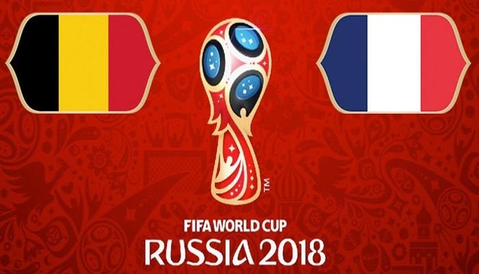 Тиери Анри срещу Дидие Дешам, Белгия срещу Франция