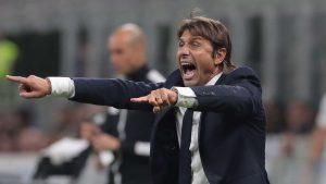 Антонио Конте поставя рекордите на Интер с перфектни пет победа след Лацио