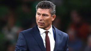 Главният треньор на България Красимир Балъков подаде оставка